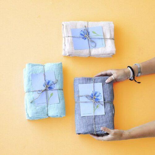 Fivemoreminutes sengetøj