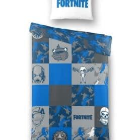 Fortnite sengetøj - Blå