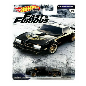 Fast and Furious cars -hot wheels