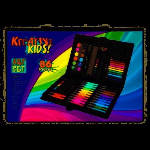 Creative Kids Art Set
