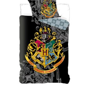 HP-710-378-BL Harry Potter Sengetøj