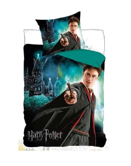 Harry Potter sengetøj - HP-710-446-BL-Glow