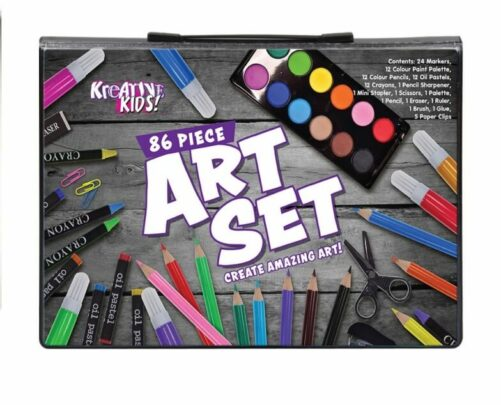 Kreativt Art Set