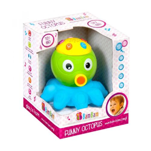 Sjov Blæksprutte legetøj til børn