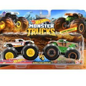 Hot Wheels Monster Trucks Double Pack