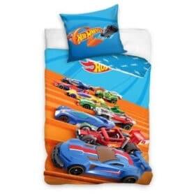 Hot Wheels sengetøj 160*200