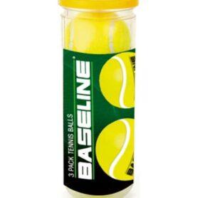Tennis bolde baseline 3-pak