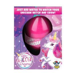 Unicorn æg til vand