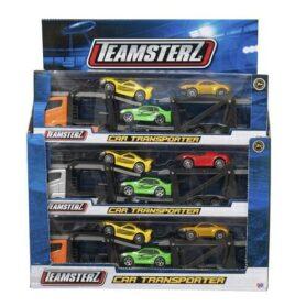 bil transport legetøj