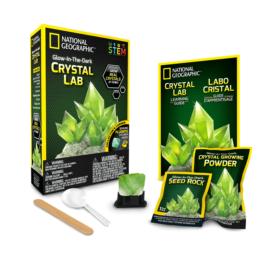 Crystal Lab grøn