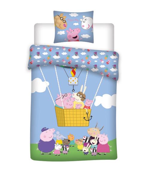 Gurli Gris sengetøj - ballon