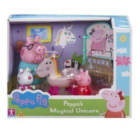 peppa-pig-theme-playset-magical unicorn