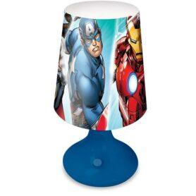 Avengers bord lampe