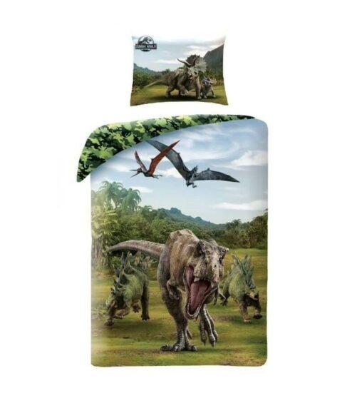 Dinosaur sengetøj - 5902729046268