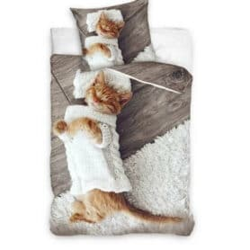 NL181306 - Katte Sengetøj
