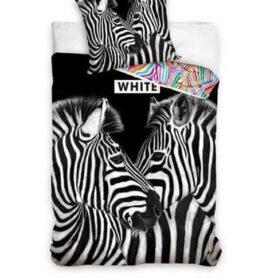NL202021 - Zebra sengetøj