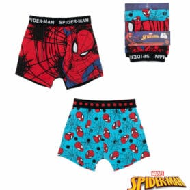 Spiderman boxer shorts