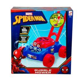 Spiderman sæbeboble plæneklipper