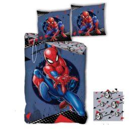 Spiderman sengetøj