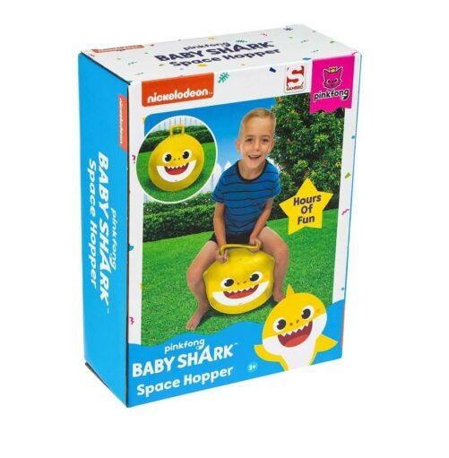 Baby Shark - Hoppebold