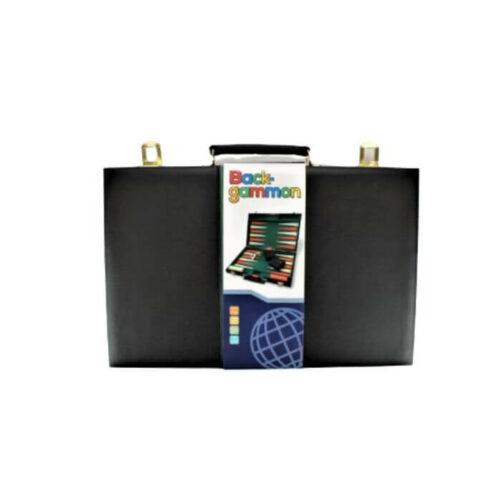 Backgammon kuffert