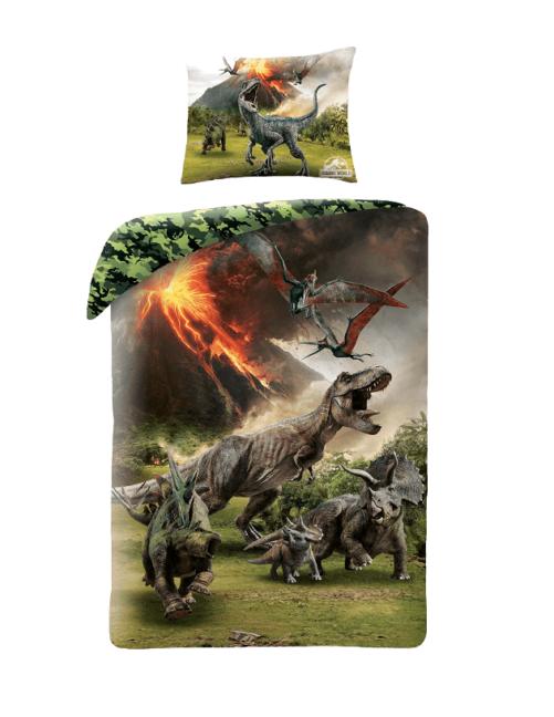 Jurassic World Sengetøj