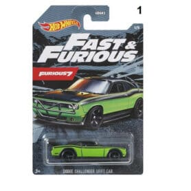 hot-wheels-dodge challenger drift car 1