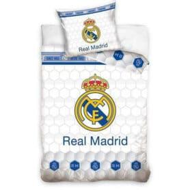 real-madrid-sengetøj - sengelinned