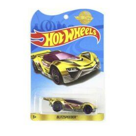 Hot Wheel Chrome