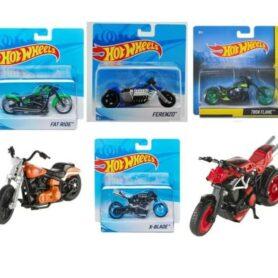 Hot Wheels Motorcykler x4221