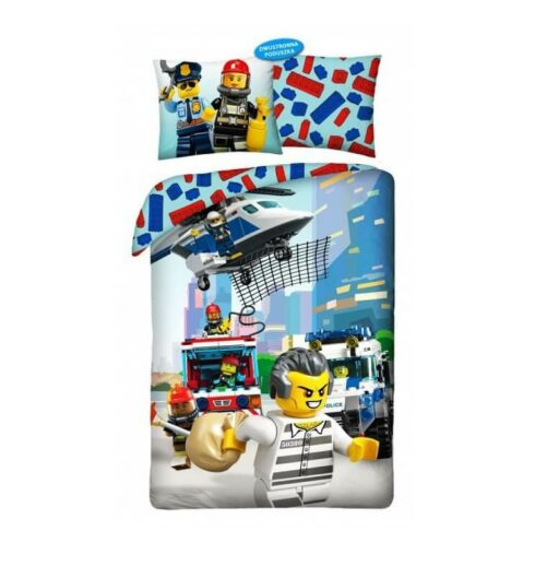 LEGO Sengetøj - Lego City