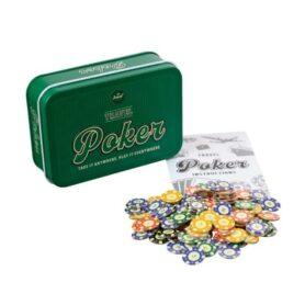 Rejsepoker - travel poker
