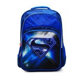 Superman Skoletaske