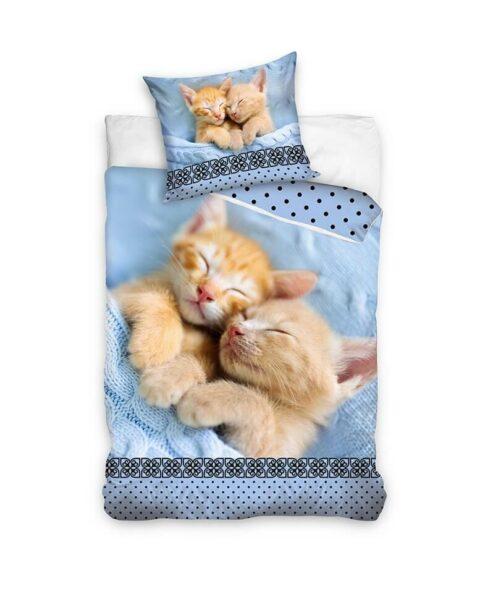 Kattekilling sengetøj