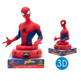 Spiderman lampe mv15910