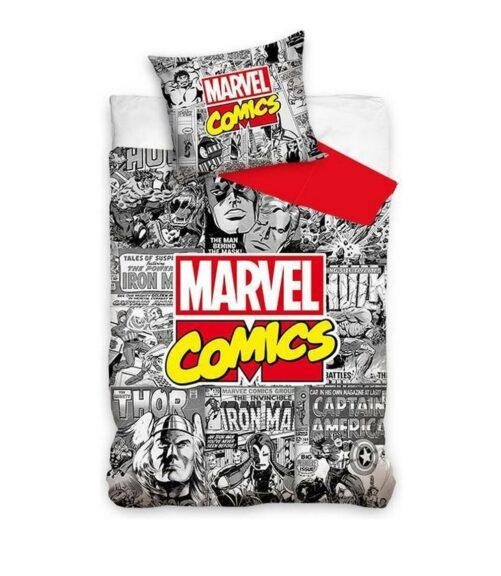 The avengers sengetøj - Comic - 5902689477195