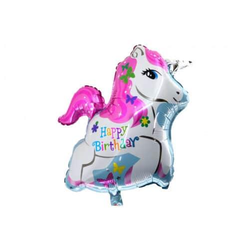 Fødselsdags ballon folie