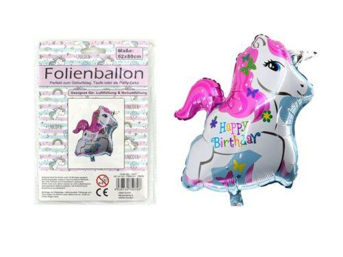 Folie ballon - fødselsdags ballon