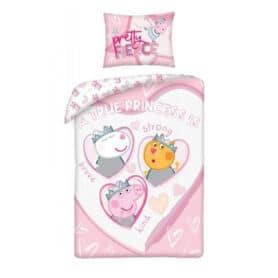 Gurli Gris junior sengetøj prinsesser