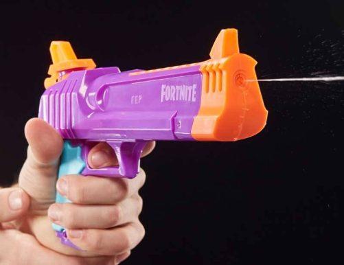 Fortnite HC-E Vandpistol
