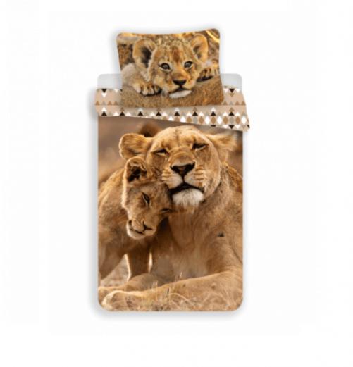 Sengetøj med Løve - Løve Sengetøj