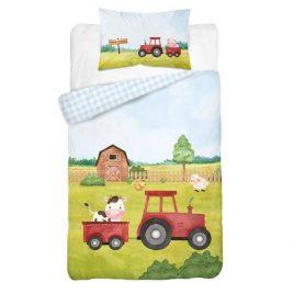 Traktor sengetøj - Junior sengetøj