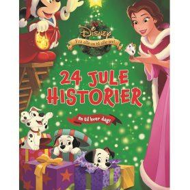 Disney Julekalender - 24 julehistorier_DK 9788771861631