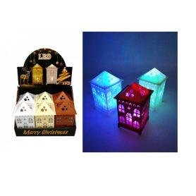 Hus med lys - 31868