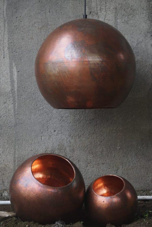 Original Bruneret Oxideret Balilamper Original Bruneret Oxideret Balilamper Original Bruneret Oxideret Balilamper
