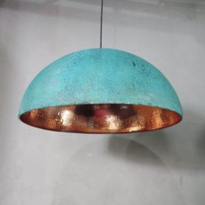 Original BALIMOON Oxideret lampe