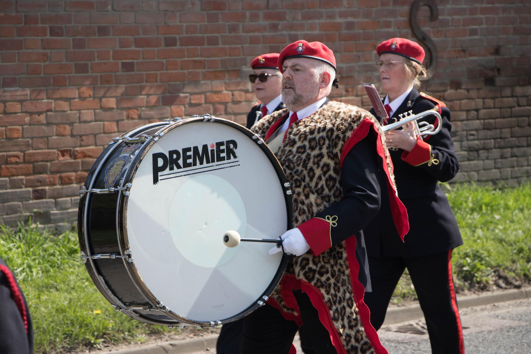 The Band of the Royal British Legion, Leiston