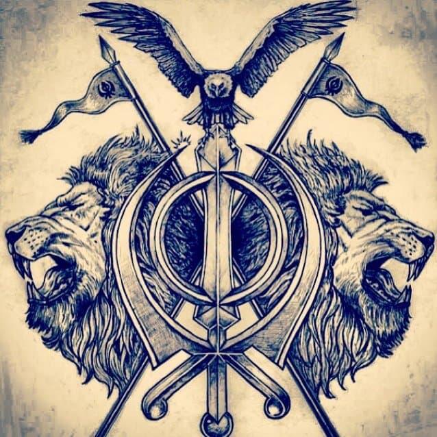 Sign of Khalsa