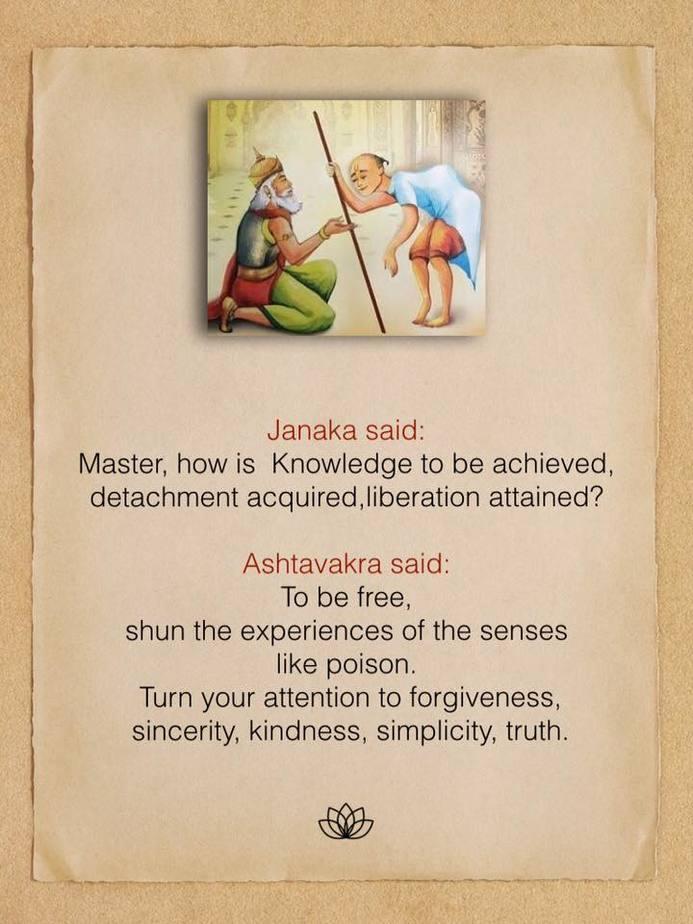 The Ashtavakra Gita