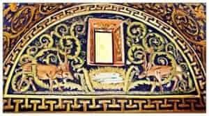 Mausoleum of Galla Placida- Ravenna
